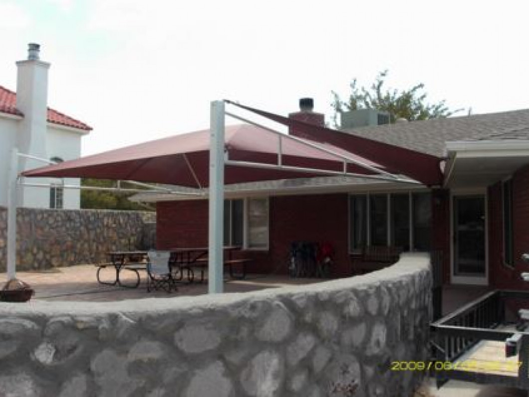 Custom Canopies for Your El Paso, Texas Home