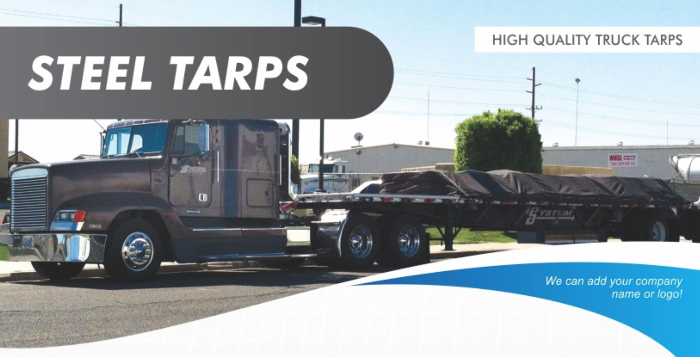 Flatbed Trailer Tarps Acs Of El Paso Inc